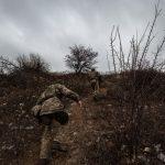Один український військовий поранений на Донбасі 12 березня – ООС
