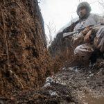 На Донбасі сьогодні поранено 4 українських військових – штаб