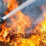 На Днепропетровщине на пожаре погиб мужчина