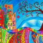 «Марка дружби» з малюнком нашої землячки