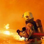Под Днепром сгорел грузовик, который перевозил молочную продукцию, — ФОТО
