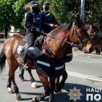 Поліція: в Україні 9 травня відбулося 495 заходів за участю майже 9 тисяч людей