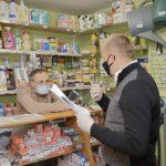 Как магазины в Днепре соблюдают противоэпидемические меры: частые нарушения, — ФОТО