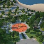 Парки, пляжи и аллеи: появилась онлайн-карта безопасных мест для отдыха в Днепре