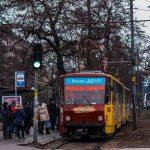 В Днепре сегодня трамвай №1 приостановит движение