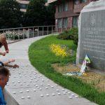 У Запоріжжі вшанували пам'ять «Сармата»