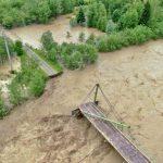 На заході України лишаються підтопленими 5 населених пунктів – ДСНС