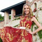 В ярких «дудочках» и облегающей майке: Катя Осадчая покорила сочным летним луком