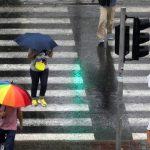 На більшій території України сьогодні очікуються дощі
