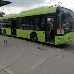 В Днепре на несколько маршрутов выйдут новые большие автобусы, — ФОТО