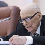 Секретар РНБО: у віці 101 року помер Борис Патон