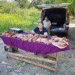Днепрян просят не покупать продукты на стихийных рынках, — ФОТО