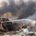 Вибухи в Бейруті: інформації про загиблих чи постраждалих громадян України немає – посольство