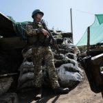 На Донбасі немає порушень перемир'я – штаб ООС