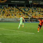 Ліга Європи: нападник «Шахтаря» Мораєс претендує на звання гравця тижня