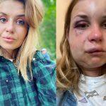 «Не бейте маму»: в поезде, который проезжал через Днепр избили и пытались изнасиловать девушку, — ФОТО, ВИДЕО