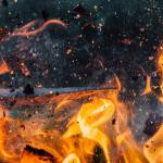 50 пожаров за сутки: спасатели просят жителей Днепропетровщины не сжигать траву, — ФОТО