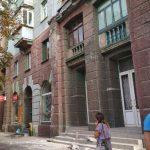 В центре Днепра обвалилась часть фасада здания, — ФОТО