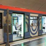 В метро Днепра снимают VR-клипы, — ВИДЕО