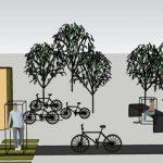 Школьницы из Днепра разработали проекты экологических велосипедных станций, — ФОТО