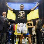 Бокс: Усик переміг Чісору та здобув перший титул у суперважкій вазі