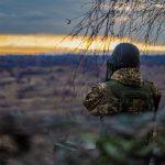 На Донбасі зазнав поранення український військовий – штаб ООС