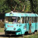 Расписание и маршруты трамваев в Днепре
