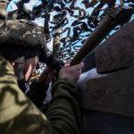 ООС: на Великдень бойовики відкривали вогонь з кулеметів