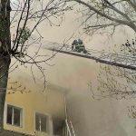 Пожежа в будівлі з кількома офісами у Вінниці – одна людина загинула