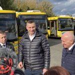 Міський голова Києва пояснив, чому місто купує білоруські автобуси, а не українські