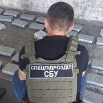 Прикордонники виявили майже 57 кг кокаїну у вантажі бананів на Одещині