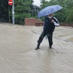 В Ялті через повінь запровадили режим надзвичайної ситуації