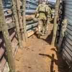 ООС: знову поранений військовий