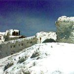 На горі Піп Іван у Карпатах досі лежить сніг – ДСНС