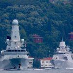 Міноборони Нідерландів заявило, що літаки Росії спровокували небезпечну ситуацію в Чорному морі біля фрегата Evertsen
