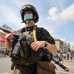 На Одещині СБУ проводить антитерористичні навчання