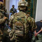 СБУ провела антитерористичне навчання в київській синагозі