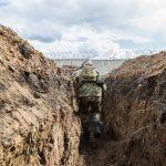 ООС: на Донбасі внаслідок обстрілу поранений боєць