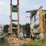 У Дрогобичі обвалилася частина аварійного будинку, в якому у 2019 році загинули 8 людей