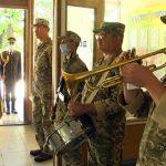 На Дніпропетровщині попрощалися із загиблим на Донбасі офіцером 93-ї бригади