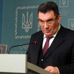 Данілов про ситуацію в енергетиці: «все буде добре». Можливості купівлі вугілля в Білорусі не заперечив