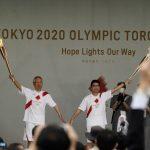 Олімпійський вогонь прибув до Токіо
