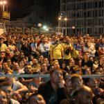 «Євро-2020»: у Києві вночі транспорт працюватиме довше через трансляцію матчу збірної України