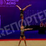 Спортивные гимнасты из Кривого Рога получили лицензию на Всемирные игры 2022