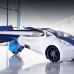 Будущее наступает! В Словакии испытали летающий автомобиль (видео)