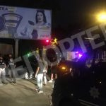 Протест против незаконного демонтажа билбордов в Днепре перерос в избиение людей муниципальной вартой