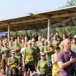 Ветераны АТО и военные на «Ігри  Нескорених» в Кривом Роге соревновались в плавании и стрельбе из лука