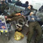 Омбудсмен Украины Людмила Денисова возмутилась действиями администратора вокзала в Запорожье
