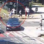«Провальный» Днепр: за один день под землю провалились девушка и автомобиль