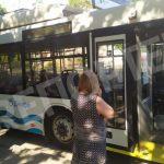 В Днепре пассажирка получила травмы в троллейбусе